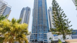 Surfers Paradise Chevron Renaissance apartment sale reflects a 14% yield