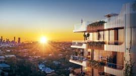Construction starts on Ention's Taringa apartment development Déesse