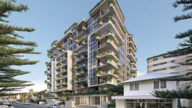 Locals, Sydneysiders and Melburnians swoop on Esprit, S&S Projects Rainbow Bay apartments