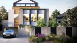 Shenfield Property's latest apartment and townhouse development Eva set to launch in Mentone