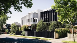 What is a Baychanger? Boutique Elwood development Foam Street see 'Baychanger' demand