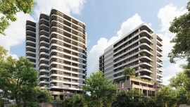 Kassis Homes launch latest apartment development Grand Reve in Sydney's Castle Hill