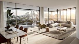 $2.55 million sale in Le Bain tops Brisbane's trophy apartment results