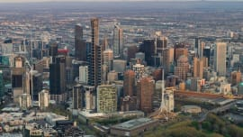 Melbourne apartment values outperform houses in November: CoreLogic