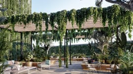 Newport Village contributes to a more sustainable future in Melbourne's inner-west