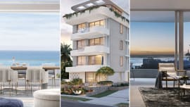 Wanting to extend summer? Check out six of NSW's best coastal apartment developments