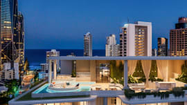 Buyers snap up apartments in Surfers Paradise development One Cannes