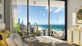 Top projects in Broadbeach on the Gold Coast