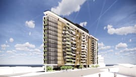 Pikos Group secure approval for $200 million Kangaroo Point project Skye Apartments