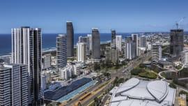 John Potter lists Broadbeach apartment development site consolidation