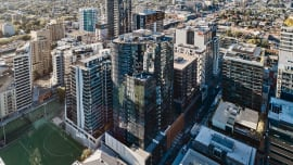 EcoWorld International's Yarra One development completes construction