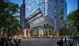The evolution of 80 Collins Street