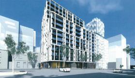 Planning Application > 139-155 Queensberry Street, Carlton