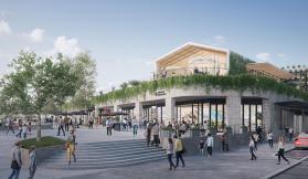 Burwood Brickworks Shopping Centre
