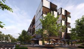 Plaza Garden Apartments (Burwood Brickworks)