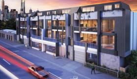 St Vincent Garden Apartments