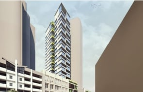Planned pencil tower scrapped for 'Tony Stark-style' innovation