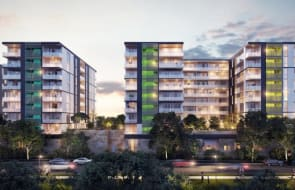 Penrith welcomes newest apartment building, recently completed and ready to move in