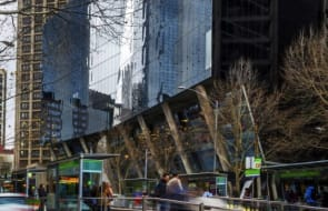 $460m, 26-level tower at 567 Collins Street complete
