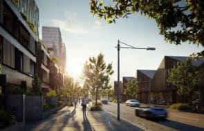 Green light for $1.2b Lendlease project on Collins Wharf