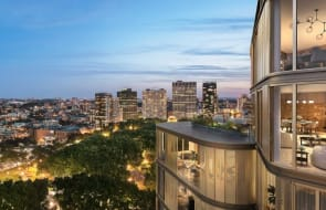 Galileo Group, ISPT launch King and Phillip luxury apartments in Sydney