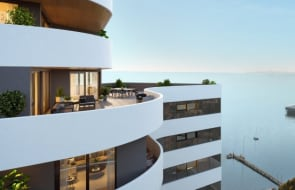 Melbourne apartment boom spreads to Geelong
