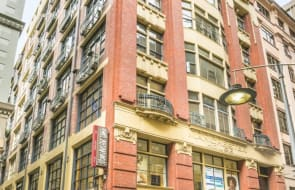 Rag trade era offices up for grabs on Flinders Lane