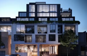 The design inspiration behind Kensington's 55 Hardiman Street development