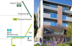 Melbourne's development by tram redux - the 59