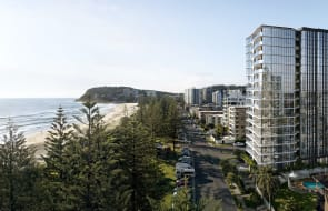 Plans lodged for new Burleigh apartment development 88 Burleigh