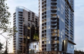 Could a double residential tower building approval encourage Woden revitalisation?