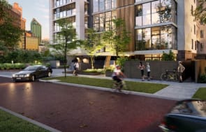 West Perth's Camilla Residences deliver what downsizers want