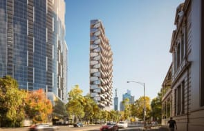 Mixed-use and public realm rejuvenation project receives development approval