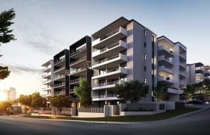 Crosby Park Apartments – parkland position with views in Albion