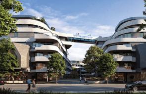 Sky-pool to become a suburban Melbourne landmark