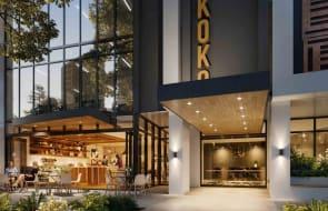 Koko Broadbeach: Cosmopolitan living in Broadbeach