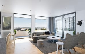 Melbourne Suburb To Get Its Own Manhattan-style Loft Apartments