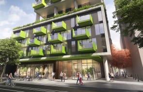 Kodo Apartments - Adelaide's tallest apartment complex