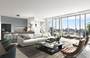 Absolute parkside living in Zetland: Introducing the collection of contemporary apartments at Allegra