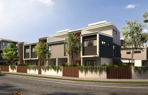 A look at Ascent, the latest townhouse development in Sunshine Coast's Meridan Plains