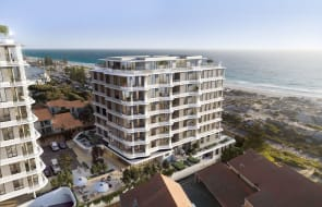 The Beach Shack – a fluid, organic and innovative residential project hits the Perth market - Plus Architecture