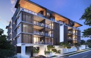 Downsizers and professionals take Brisbane's Bloom on Wesley apartments to 80% sold