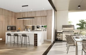 Downsizers and professionals keen on inner Brisbane development Bloom on Wesley