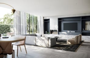 Luxury Balwyn townhouse development Boston over 50 per cent sold as construction looms