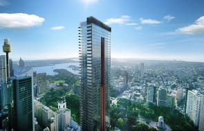 Work begins on Sydney's tallest residential tower