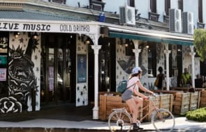 Walking Tour: What's within walking distance from Canvas Brunswick