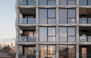 Canvas Brunswick apartments 100% fossil free