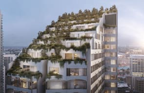 'It has a head of hair' – Castle Residences' architect discusses the unique and distinguishing features of the new Sydney landmark development