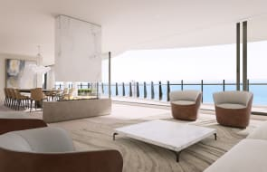 Chevron One adds further level of luxury, with the new Sky Homes release featuring the Gold Coast's biggest ever penthouse