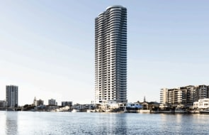 Bensons appoint ICON to build luxury Chevron Island apartment tower, Chevron One